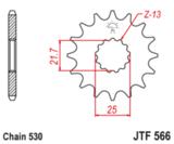 Звезда передняя ведущая Vortex 3521-18 JTF566