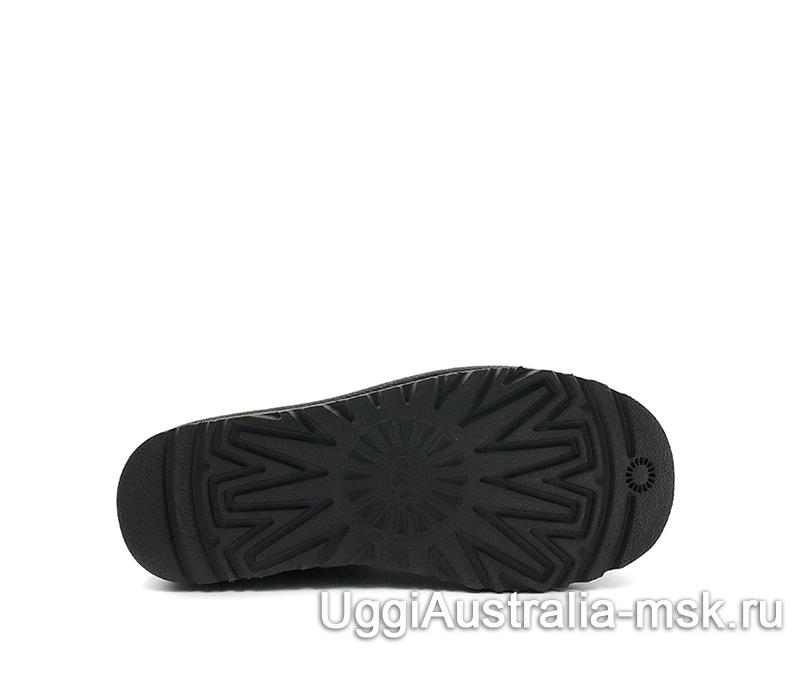 UGG Women's Classic Mini Studded Bling Grey
