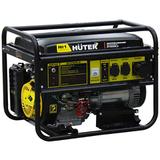 Бензиновый генератор Huter DY9500LX - фотография