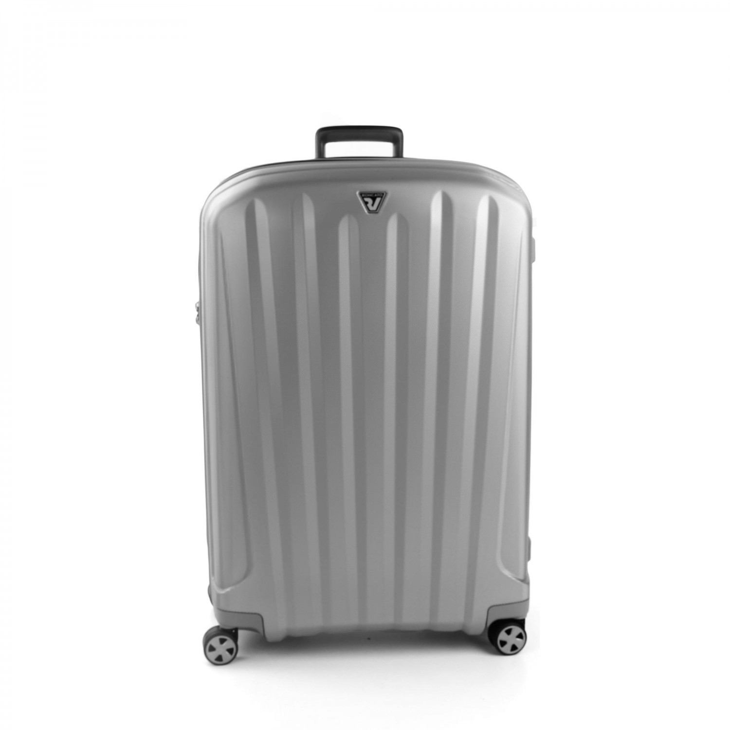 Чемодан пластиковый Roncato UNICA LARGE TROLLEY 80 CM SILVER