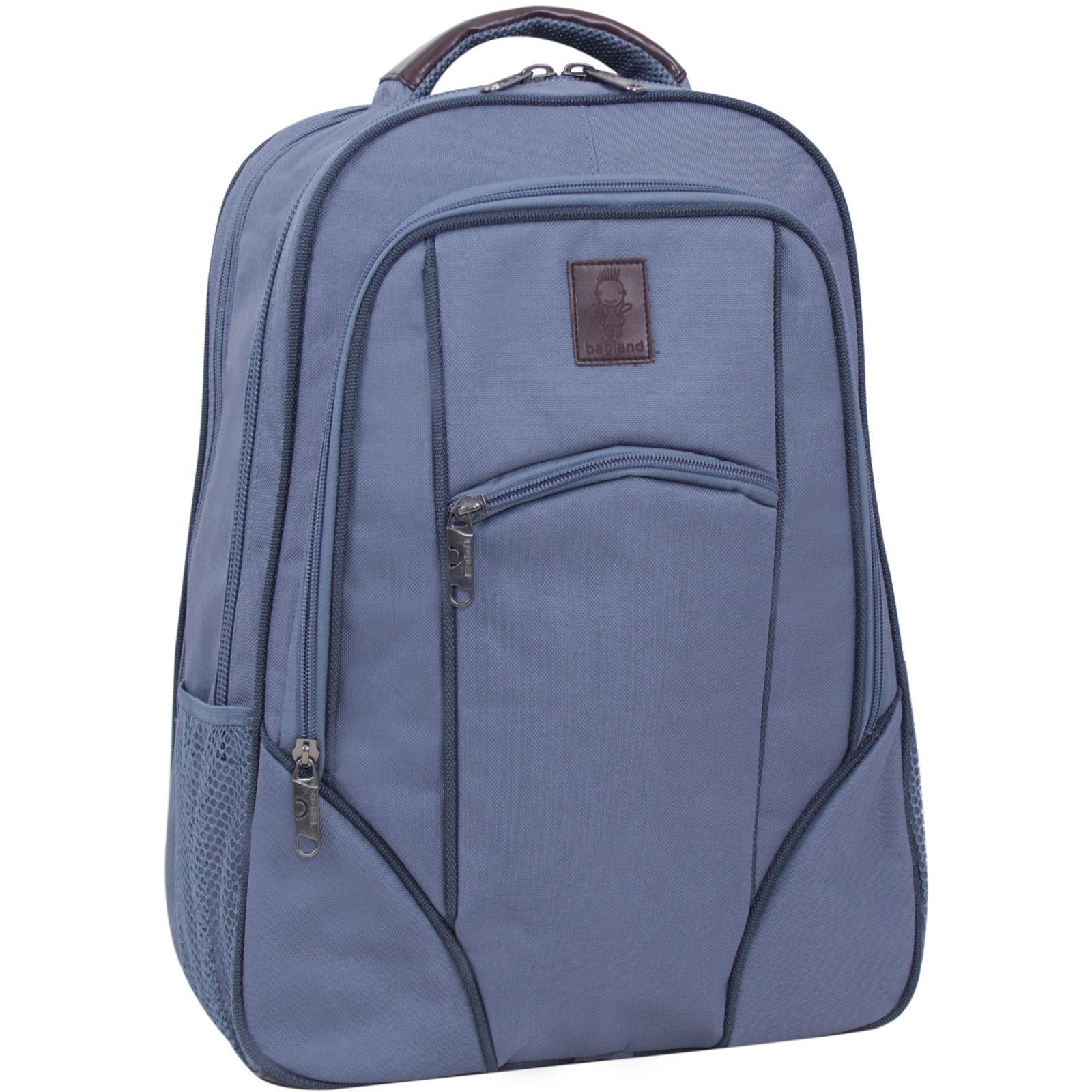 Рюкзаки для ноутбука Рюкзак для ноутбука Bagland Рюкзак под ноутбук 537 21 л. Серый (0053766) IMG_8815-1600.jpg