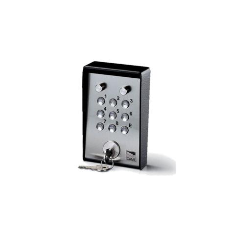S5000 - Клавиатура кодонаборная проводная накладная с подсветкой, 9-кнопочная Came
