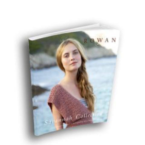 Журнал ROWAN Savannah Collection