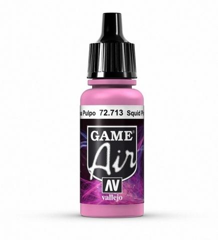 Game Air Squid Pink 17 ml.