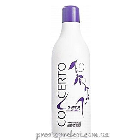 Punti di Vista Concerto Vitamin C Based Shampoo - Шампунь после окрашивания с витамином С