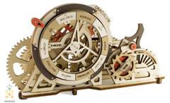 Oraculum от M-WOOD - Механический предсказатель. Деревянный конструктор, сборная модель