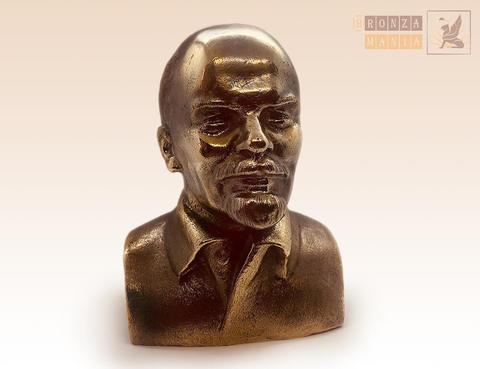 статуэтка бюст Ленин