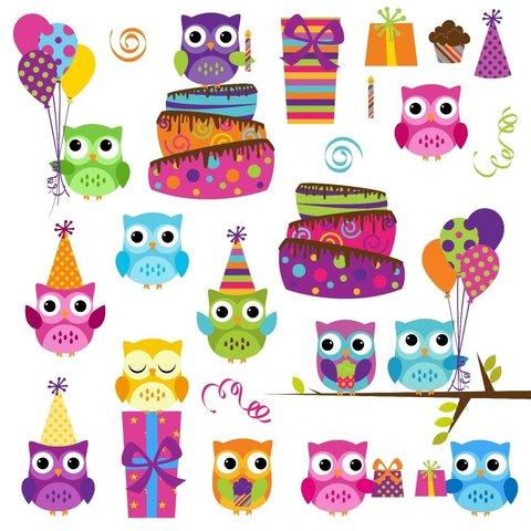 Печать на сахарной бумаге, Набор Детский Праздник 3