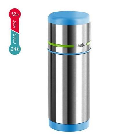 Термос Emsa Mobility Kids (0,35 литра), голубой/зеленый