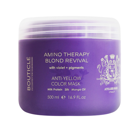 Bouticle Anti-Yellow Color Mask 500 мл