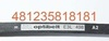 Ремень 3L 498 для стиральной машины Whirlpool (Вирпул) 1140 мм- 481235818181, 651009068