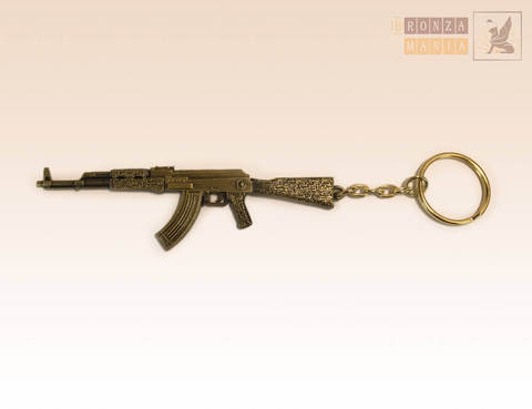 брелок Автомат АК-47 (ЦАМ)