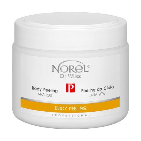 *Гелевый пилинг для тела без абразива на основе 20% молочной кислоты (NOREL/Body/500мл/PP 137)