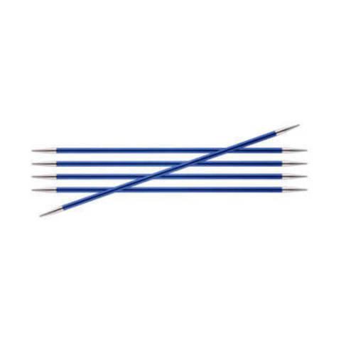 Спицы KnitPro Zing чулочные 4,0 мм/15 см 47009