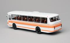 LAZ-699R white-orange Classicbus 1:43