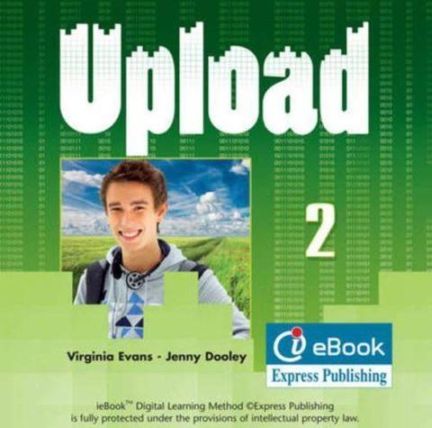 Upload 2. Ie-book (international). DVD с интерактивными упражнениями.