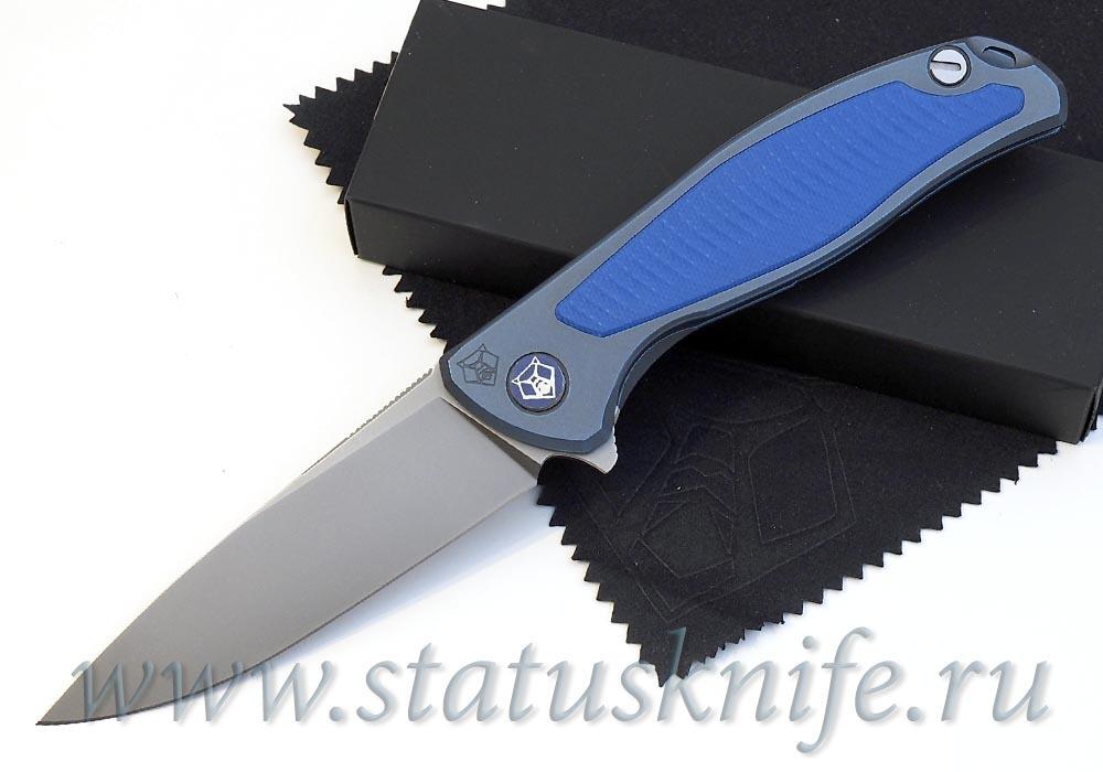 Нож Широгоров Флиппер 95 M390 накладка G10 подшипники