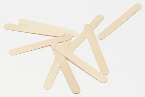 *Шпатель (Чистовье/деревянный/нестерильный/удноразовый/узкий/100шт-упк/03-749)