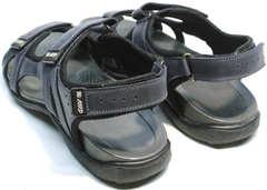 Мужские летние сандали туристические Mi Lord 2066EKO Blue.