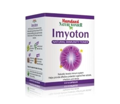 Hamdard Капсулы для укрепления иммунитета Imyoton