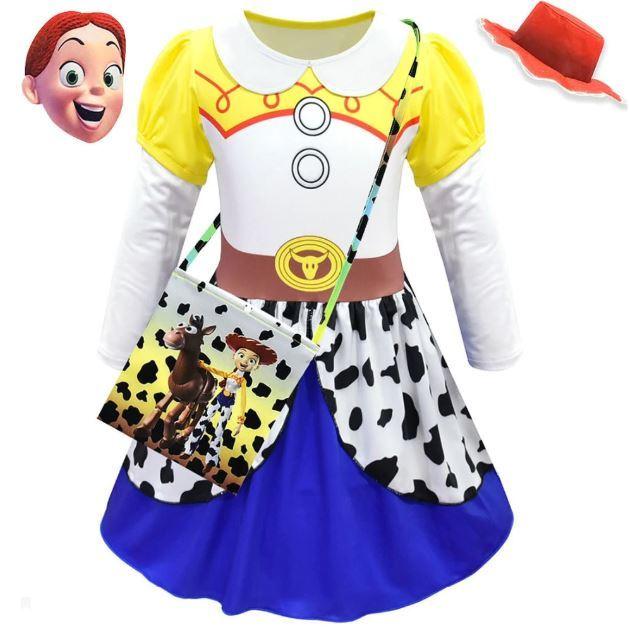 История игрушек костюм детский Вудди и Джесси