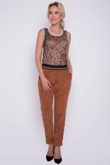 <p>Хит сезона! Классные модные брюки удобного кроя на резинке. Функциональные карманы.<span>(Длины: 44-97см; 46-98см; 48-99см; 50-101см )</span></p>