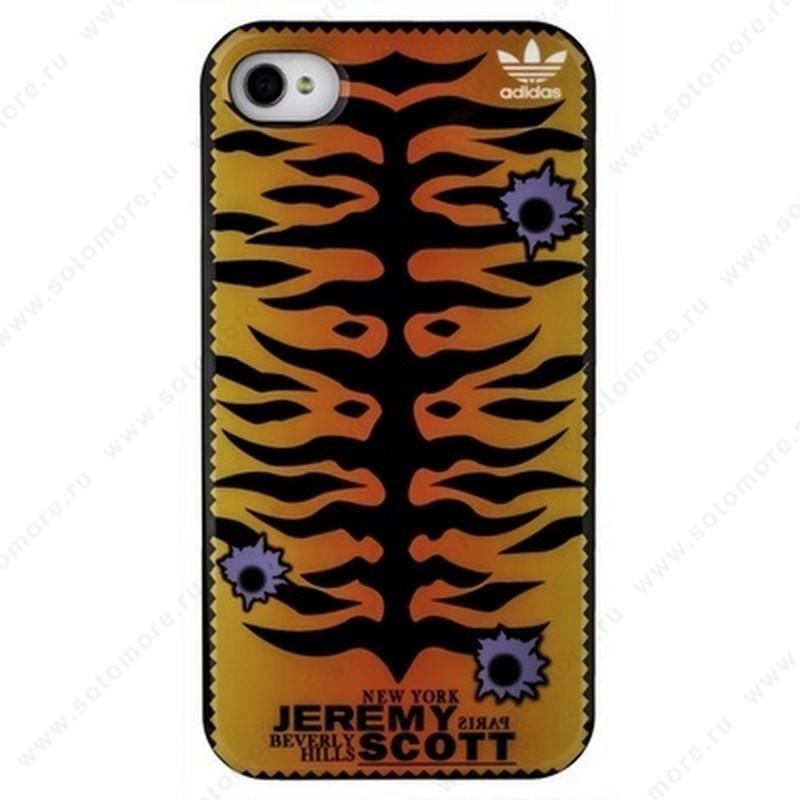 Накладка JEREMY SCOTT adidas для iPhone 4s/ 4 вид 8
