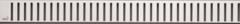 Накладная панель для душевого лотка 30 см Alcaplast Pure-300M фото