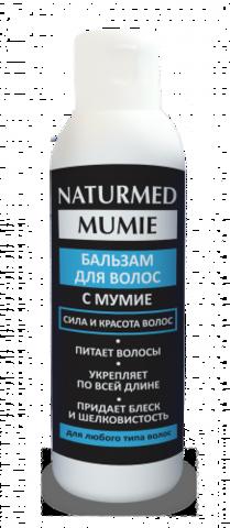 Бальзам для волос  с мумиё NATURMED MUMIE 150 мл НИИ Натуротерапии