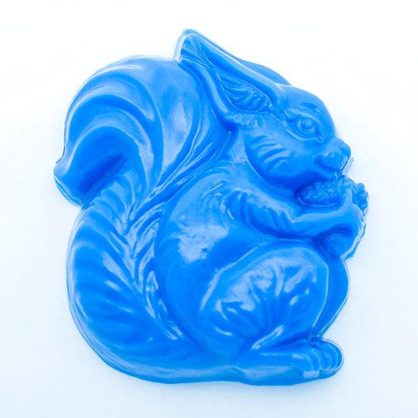 Форма пластиковая для мыловарения Белочка