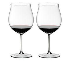 Набор из 2-х бокалов для вина Riedel Burgundy Grand Cru, Sommeliers Value Pack, 1050 мл, фото 1