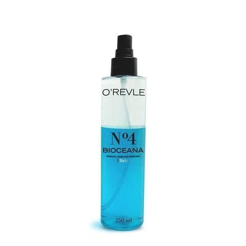 Двухфазный спрей увлажнение и восстановление волос BioCeana №4 O'REVLE