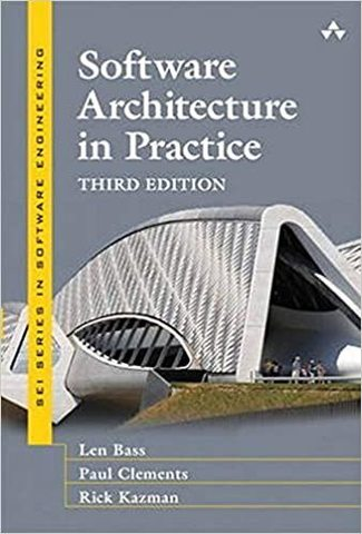 Книга Software Architecture in Practice, Len Bass, 3 edition купить