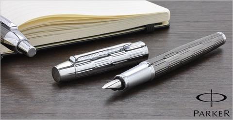 S0908590 Parker IM Twin Chiselled CT Перьевая ручка
