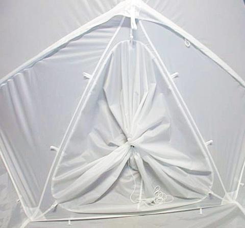 Картинка тент Tengu MARK 95A white, 420x220x135