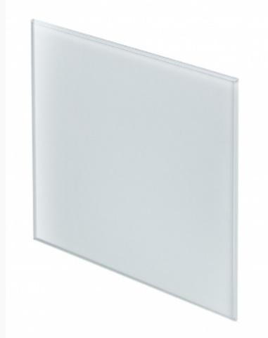 Лицевая панель Awenta PTG100 (Стекло матовое, Белый) Trax