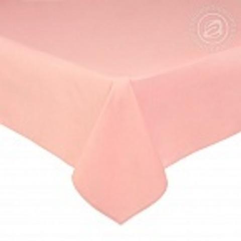 Простыни Сатин Розовый