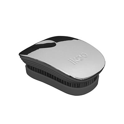 pocket oyster black | расческа-детанглер для сумочки Устрица