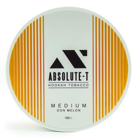 Табак Absolute-T Med Don Melon (Дыня) 100 г