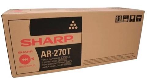Картридж Sharp AR-270T черный
