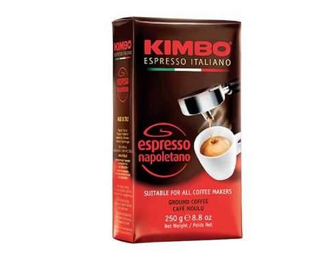 Кофе молотый Kimbo Espresso Napoletano, 250 г