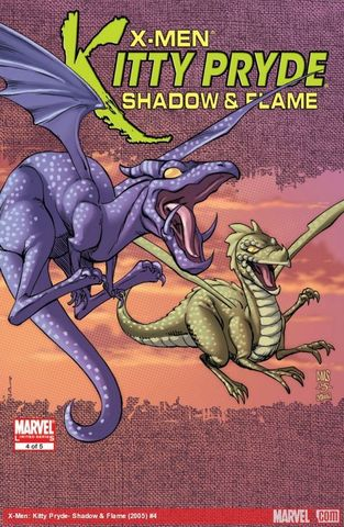X-Men: Kitty Pryde - Shadow & Flame #4
