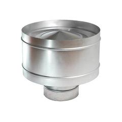 Дефлектор крышный D  80 оцинкованная сталь