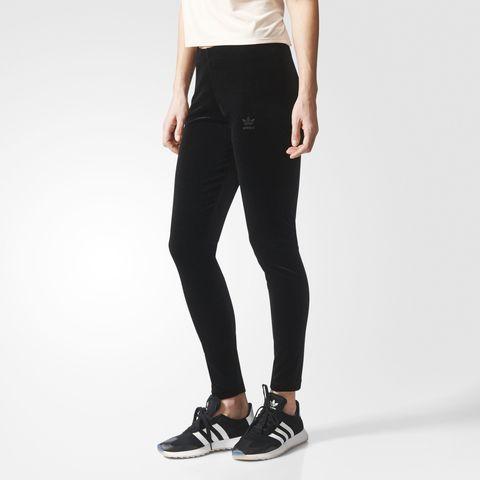 Леггинсы женские adidas ORIGINALS BRKLYN HEIGHTS VELVET