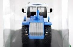 Tractor T-150K blue-white 1:43 Hachette #11
