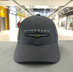 Кепка Крайслер серая (Бейсболка CHrysler)