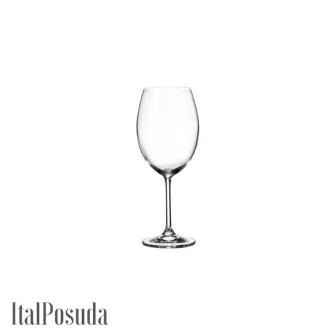 Набор бокалов для вина Bohemia Gastro (Гастро), 6 шт BOHEMIA21349