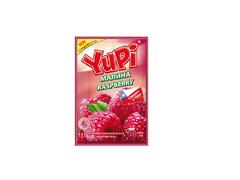 Растворимый напиток Yupi Малина 15гр. (блок 24 шт)