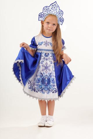 Прокат костюм Маленькая Снегурочка - Магазин