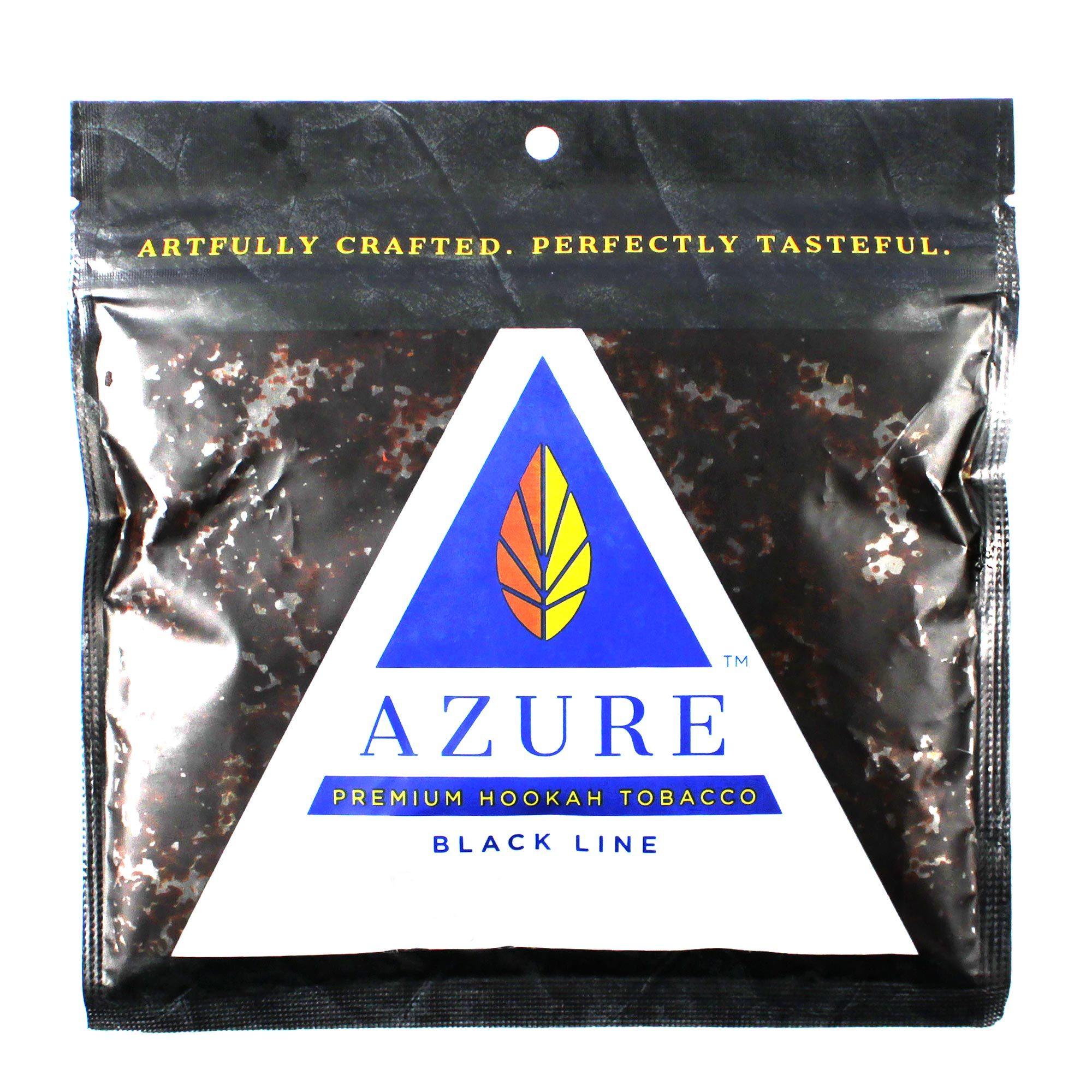 Табак для кальяна Azure Black Blueberry Muffin 250 гр